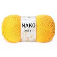 Пряжа Соларе Solare Nako, 6949, желтый