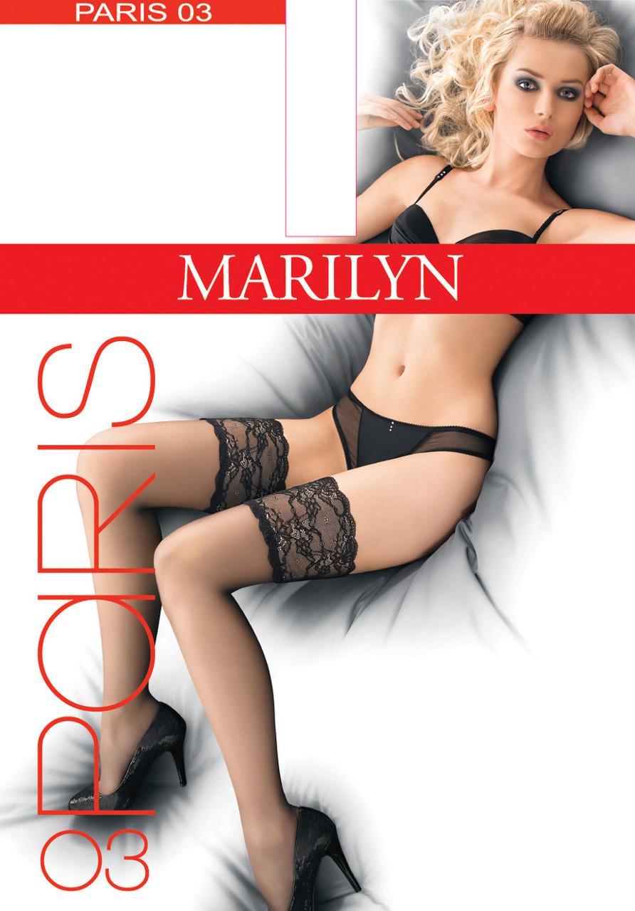 Чулки Marilyn PARIS 03