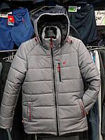 Мужская зимняя куртка NIKE SF