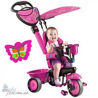 Детский трехколесный велосипед 3в1 Smart Trike Zoo