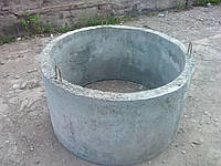 Кольцо стеновое КС 20-9 (h=890) со скобами