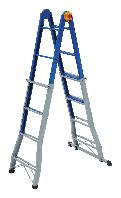 Лестница-телескоп ELKOP B-45FS (раскладная) (Бесплатная доставка!)