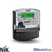 Трехфазный счетчик 2303 АРП2Т 1121 3х220/380В 5(60)А CL+RS485 NIK