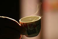 Время выпить чашку кофе