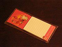 Услуги упаковки и переупаковки полиграфической продукции в пленку.