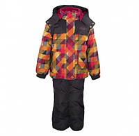 Комплект зимний , куртка и комбинезон Gusti 3009 GWG, цвет оранжевый