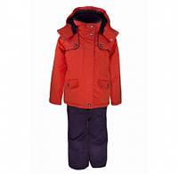 Комплект зимний, куртка и комбинезон Gusti 3010 GWG, цвет красный