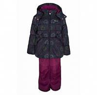Комплект зимний, куртка и комбинезон Gusti 3014 GWG, цвет темно-синий
