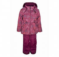Комплект зимний, куртка и комбинезон Gusti 3014 GWG, цвет фуксия