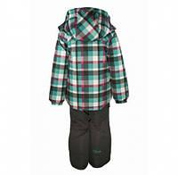 Комплект зимний, куртка и комбинезон Gusti 3016 GWG, цвет зеленый