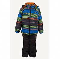Комплект зимний, куртка и комбинезон Gusti 3034 GWB, цвет оранжевый