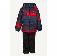 Комплект зимний, куртка и комбинезон Gusti 3034 GWB, цвет красный