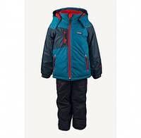 Комплект зимний, куртка и комбинезон Gusti 3039 GWB, цвет синий