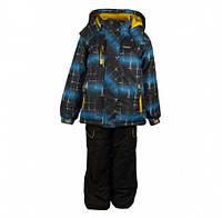 Комплект зимний, куртка и комбинезон Gusti 3040 GWB, цвет синий