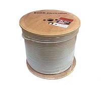 Коаксиальный кабель Воля Electronics F690BV White (Бухта 305м)