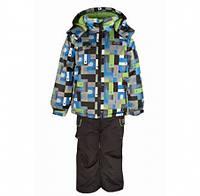 Комплект зимний, куртка и комбинезон Gusti 3042 GWB, цвет зеленый