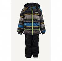 Комплект зимний, куртка и комбинезон Gusti 3100 GWB, цвет черный