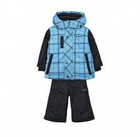 Комплект зимний, куртка и комбинезон Gusti 3216 ZWB цвет голубой