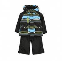 Комплект зимний, куртка и комбинезон Gusti 3218 ZWB цвет голубой