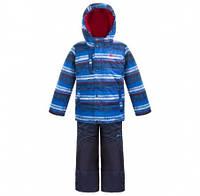 Комплект зимний, куртка и комбинезон Gusti 5079 SWB цвет синий