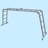 Универсальная лестница-трансформер Тarko 4x4 (4.70м)