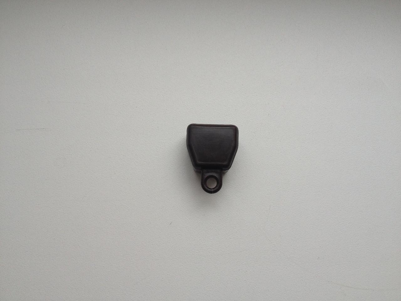 Окончание шины для трубчатых карнизов (28мм)