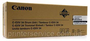 3604 Drum Unit Canon C-EXV34 BLACK IRAC2020/2030