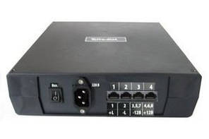 Активный 4-канальный приемник видеосигнала УПВ-04ПБ