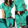 Подвеска Сова кулон на цепочке, цвет серебро, фото 3