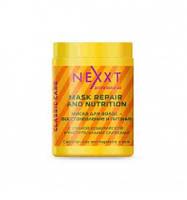 """Маска для волос - """"Востановление и питание"""" NEXXT PROFESSIONAL MASK REPAIR AND NUTRITION, 200/500/1000мл"""
