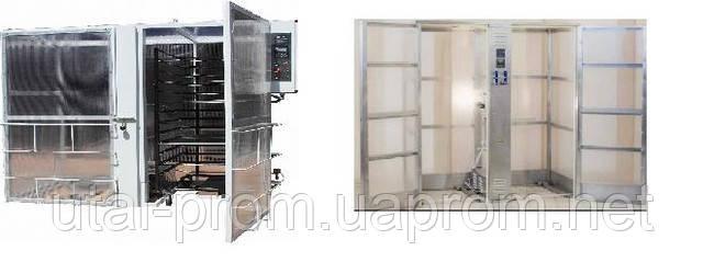 Шкаф расстойки для 2 тележек, автоматическое поддержание влажности и температуры - УТАЛ-ПРОМ в Днепре