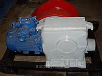 Лебедка маневровая ЛМ-140