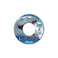 Леска Jaxon Crocodile Winter 50m 0,16
