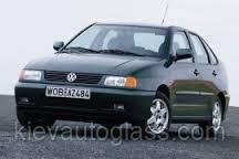 Лобовое стекло на Volkswagen Polo (седан,комби) 1994-99 г.в.