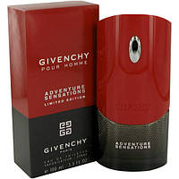 Мужская туалетная вода Givenchy Pour Home Adventure Sensations (Живанши Пур Хом Адвенче Сенсейшенс)