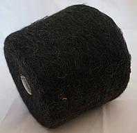 Мохер IGEA ASTRO col 8062, 1000 м,темно-графитовый с сединой 1087+1079+1245