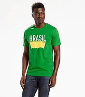 Мужская футболка Levi's® Country Tee - Brazil (L)