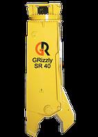 Гидроножницы по металлу GRizzly SR 40