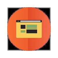 Создание веб сайта Визитка