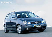 Лобовое стекло на Volkswagen Polo 2002-09 г.в.