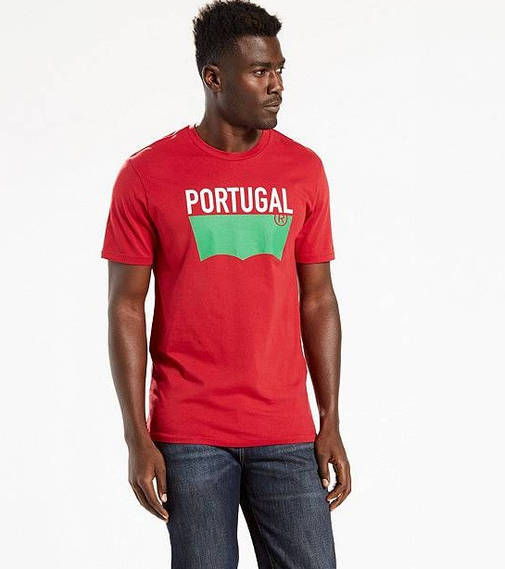Мужская футболка Levi's® Country Tee - Portugal