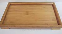 Поднос бамбуковый размер 43*27*4