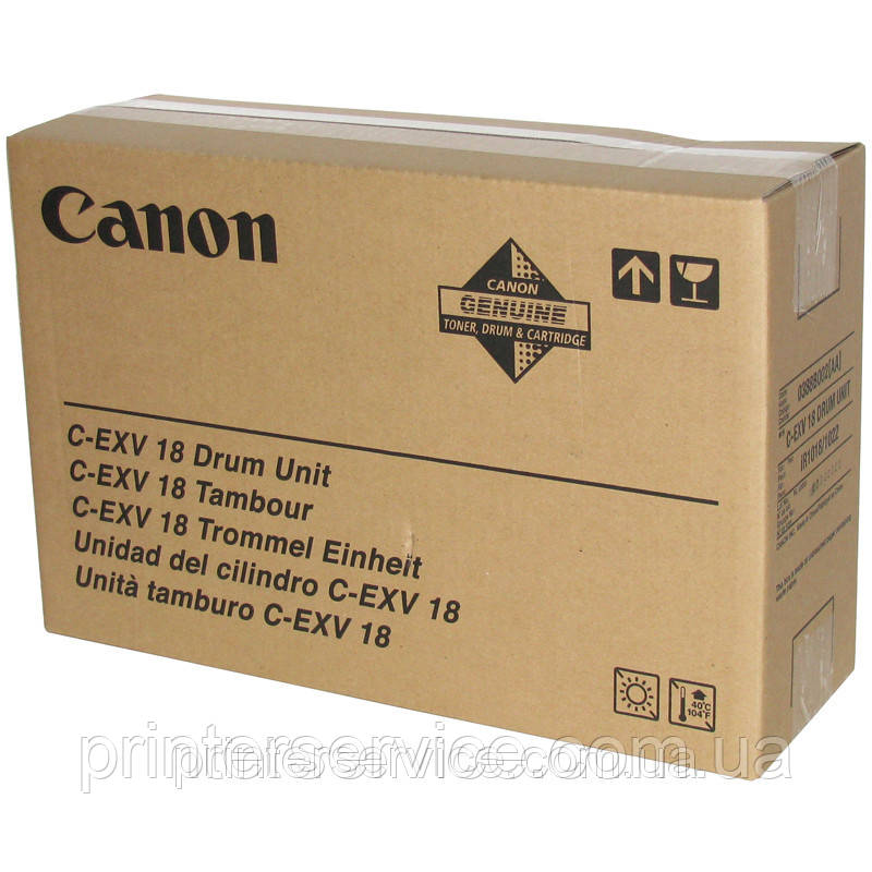 Фотобарабан Canon C-EXV18 (Drum Unit) для iR1018/1018J/1022