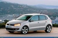 Лобовое стекло на Volkswagen Polo c 2009- г.в.