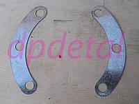Прокладка регулировочная КПП ЮМЗ 36-1701377 (1 мм)
