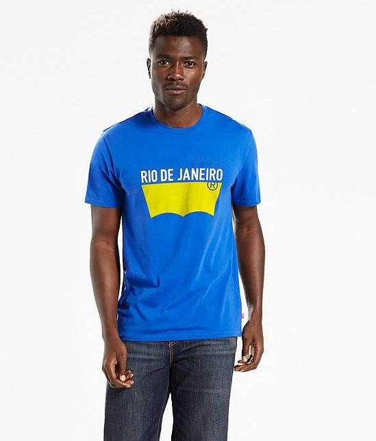 Мужская футболка Levi's® Country Tee - Rio
