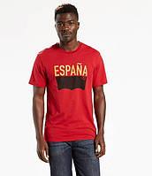Мужская футболка Levi's® Country Tee - Spain (XL)