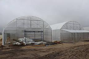 строительство фермерских теплицы