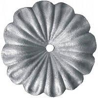 Цветок - литой элемент 6126