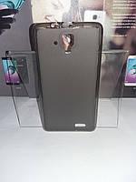 Чехол силиконовый накладка для Lenovo A536